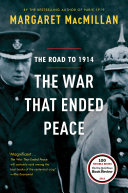 Book The War That Ended Peace
