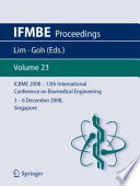 13th International Conference On Biomedical Engineering : international conference on biomedical engineering, i...