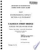 Calhoun Street Bridge  Delaware River  Trenton NJ to Morrisville PA