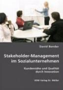 Stakeholder-Management im Sozialunternehmen
