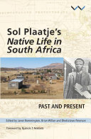 Sol Plaatje s Native Life in South Africa