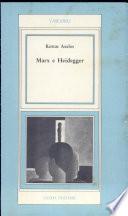 Marx e Heiddeger