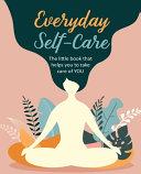 Everyday Self Care Book PDF