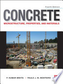Concrete  Microstructure  Properties  and Materials
