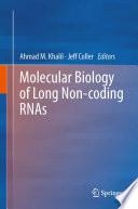 Molecular Biology Of Long Non Coding Rnas book