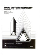 Total Systems Reliability Symposium