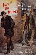 download ebook jack the ripper and the london press pdf epub
