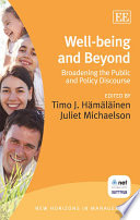 Well-Being and Beyond On The Importance Of Well Being By Examining Psychological