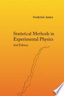 Statistical Methods In Experimental Physics book