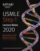 Usmle Step 1 Lecture Notes 2020 Biochemistry And Medical Genetics