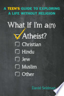 What If I m an Atheist