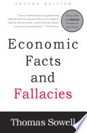 Book Economic Facts and Fallacies