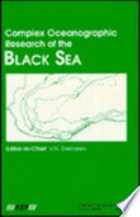 Complex Oceanographic Research on the Black Sea