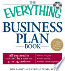 The Everything Business Plan Book with CD