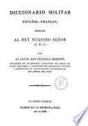Diccionario militar español-francés