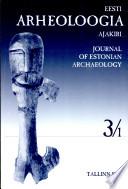 Estonian Journal of Archaeology