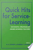 Quick Hits For Service Learning