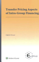 Transfer Pricing Aspects of Inta Group Financing