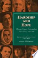 Hardship And Hope