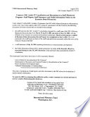 Comoros  2001 Article IV Consultation and Discussion on a Staff Monitored Program  Staff Report  Staff Statement  and Public Information Notice on the Executive Board Discussion