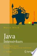 Java Intensivkurs