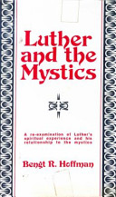 Luther and the Mystics