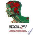 Software - test it professionally! (Epub)