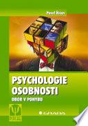 Psychologie osobnosti - obor v pohybu