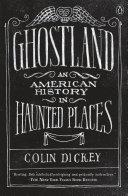 Ghostland Book