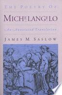 The Poetry of Michelangelo