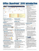 Microsoft Office SharePoint 2010 Quick Reference Guide