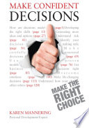 Make Confident Decisions Teach Yourself