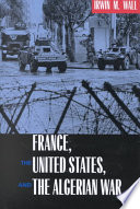 France  the United States  and the Algerian War