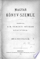 Magyar könyvszemle