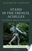 Stand in the Trench  Achilles
