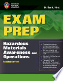 Exam Prep  Hazardous Materials Awareness and Operations