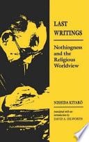 Last Writings