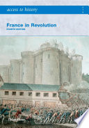 Access to History  France in Revolution 4th Edition