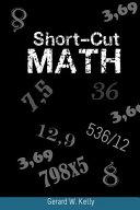 Short Cut Math