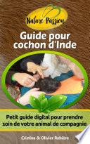 illustration Guide pour cochon d'Inde