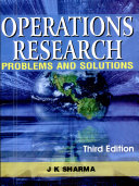 Operations Research:Problems & Solutions