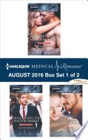 Harlequin Medical Romance August 2016   Box Set 1 of 2