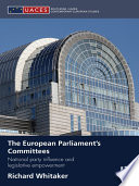 The European Parliament   s Committees
