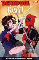 Deadpool Vs  Gambit