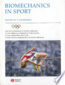 The Encyclopaedia of Sports Medicine  An IOC Medical Commission Publication  Biomechanics in Sport  Performance Enhancement and Injury Prevention