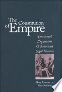 The Constitution of Empire