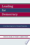Leading For Democracy