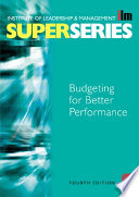 Budgeting for Better Performance