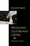 Producing Culture and Capital