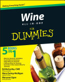 Wine All in One For Dummies
